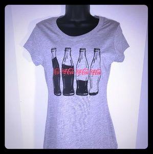 Women's Coca-cola T-shirt